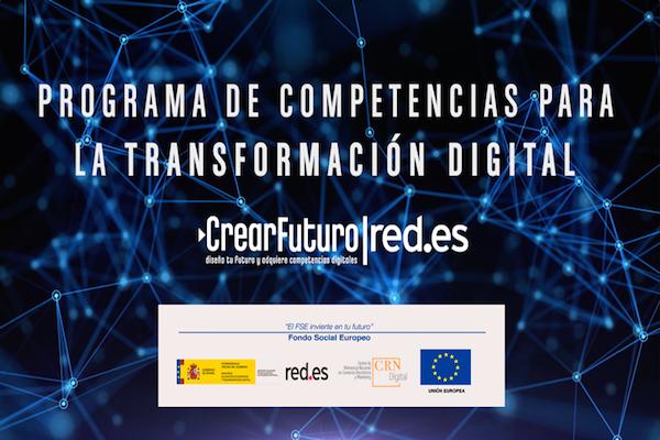 Grupo Euroformac lanza seis nuevos cursos Moocs gratuitos en el marco del programa CrearFuturo de Red.es