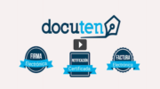 La solución de firma digital Docuten eSign recibe una rebaja de precio hasta finales de año